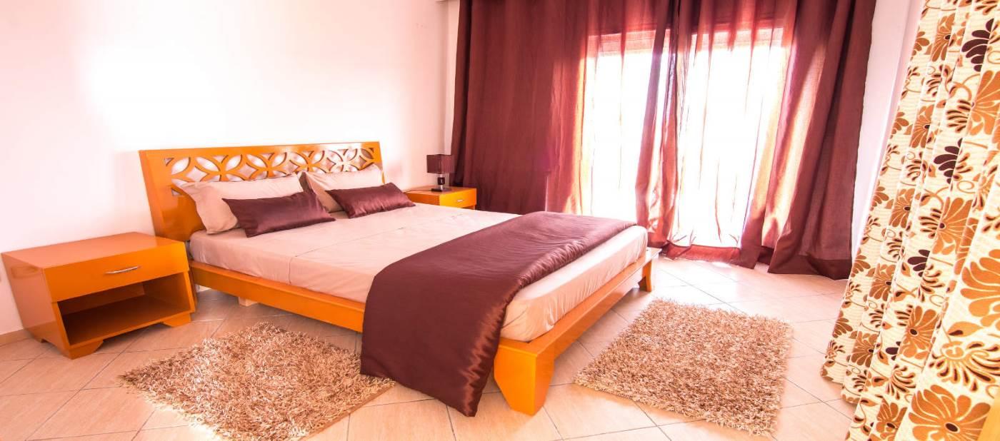 Superbe chambre a couche avec dressing pour location vacances à mahdia en Tunisie