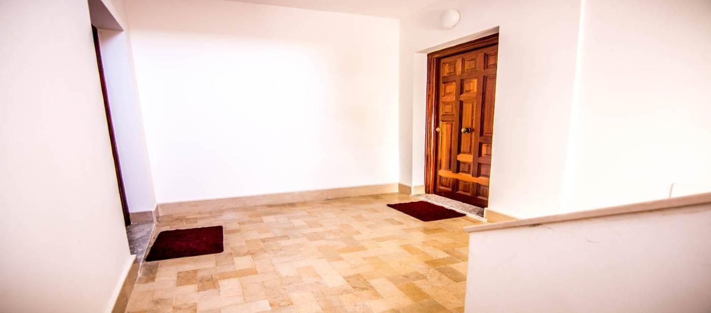 entrée de la résidence mahdia Place Apartement à mahdia en Tunisie