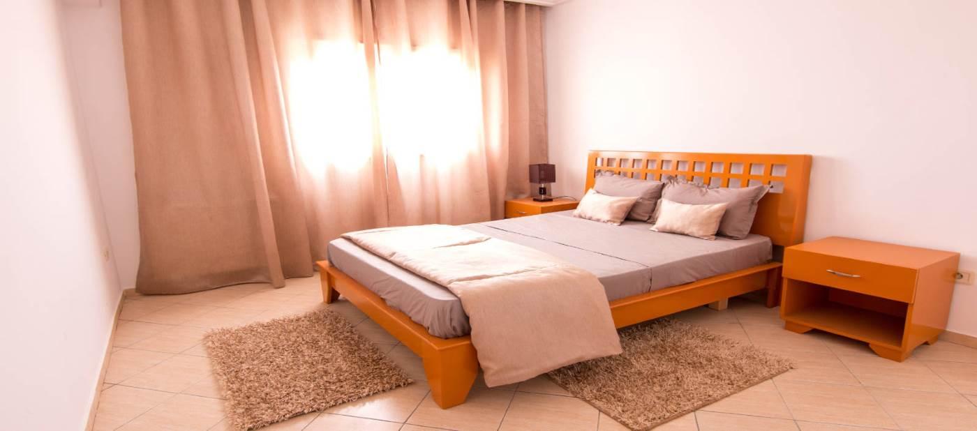 magnifique chambre a coucher pour location vacances à mahdia en Tunisie