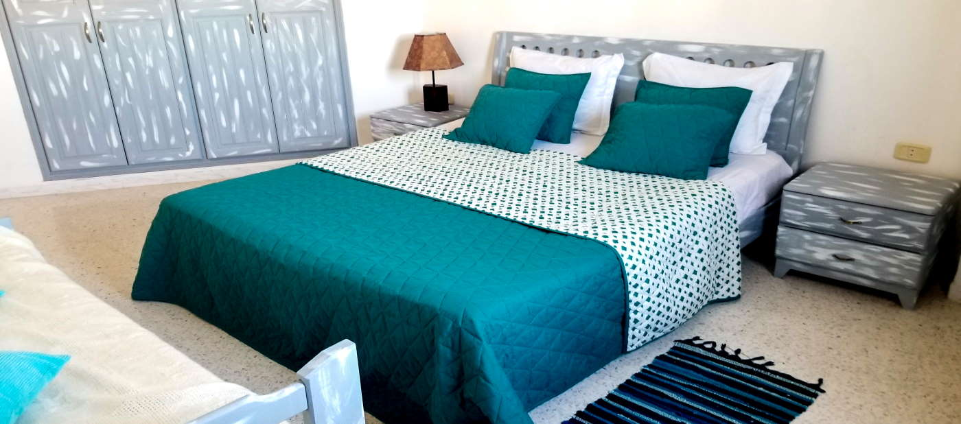 Magnifique chambre à Mahdia en Tunisie